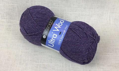 berroco ultra wool superwash 33157 lavender heathered