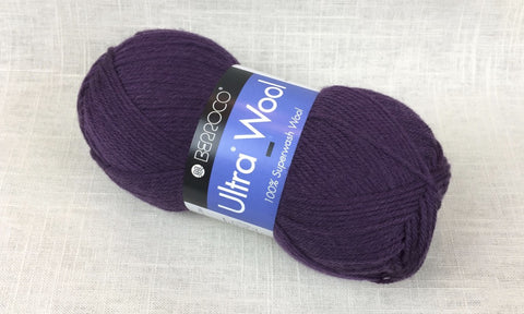 berroco ultra wool superwash 3362 fig purple