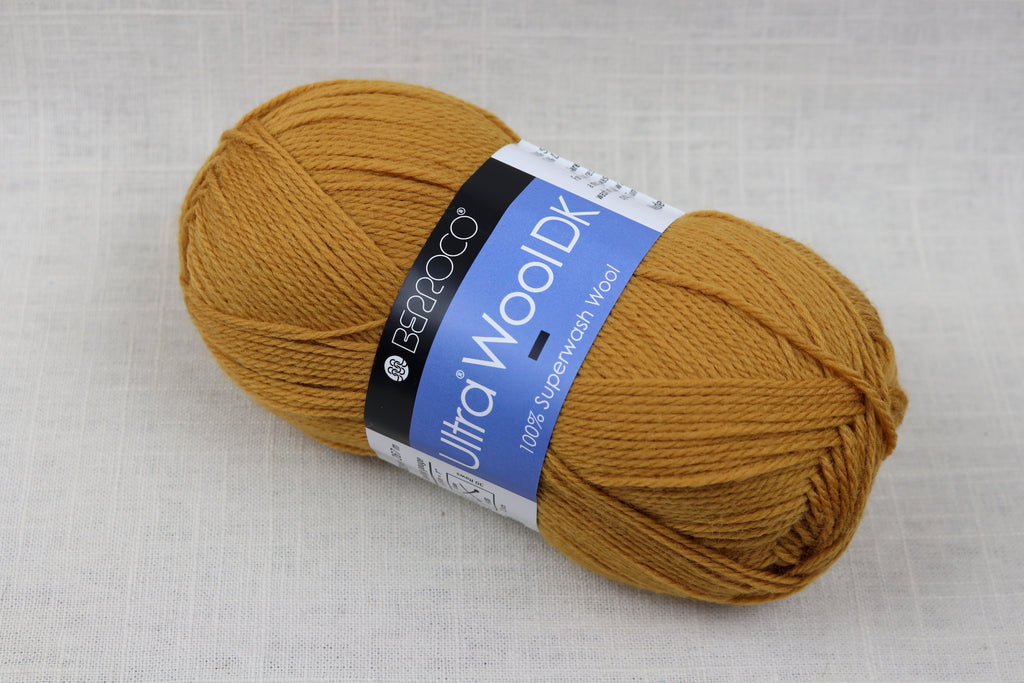 berroco ultra wool dk 8329 butternut yellow gold