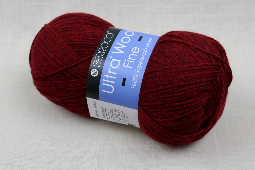 berroco ultra wool fine 53145 sour cherry