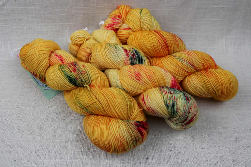candy skein tasty fingering mango madness april 2020