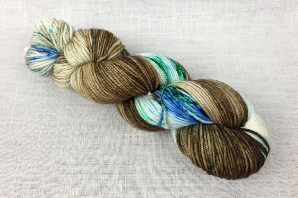 candy skein tasty dk chocolate chip nookie