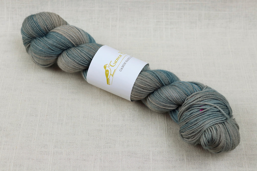 canon hand dyes john merino fingering lady russell