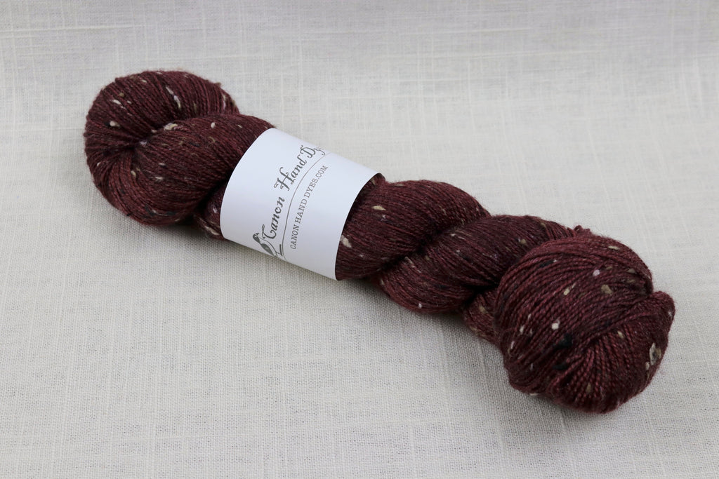 canon hand dyes robert tweed fingering don't wine about it