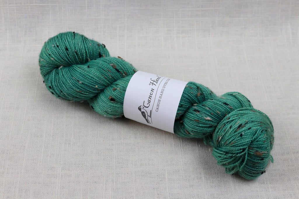 canon hand dyes robert tweed fingering double mint