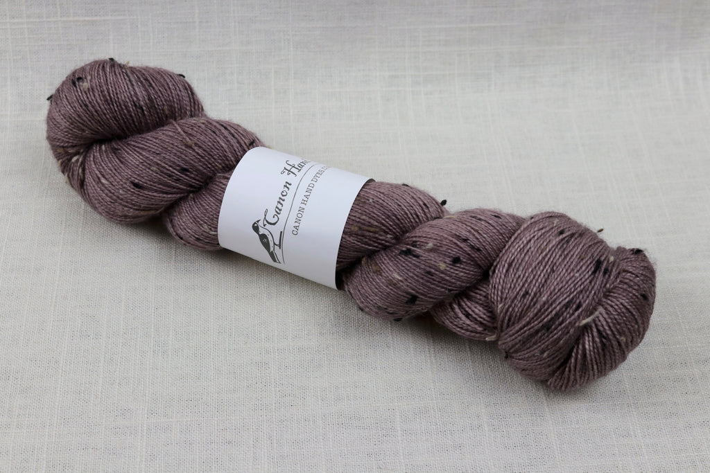canon hand dyes robert tweed fingering lavender daydreams