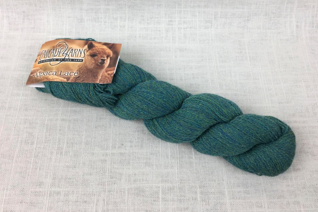 cascade alpaca lace 1419 lake chelan heather