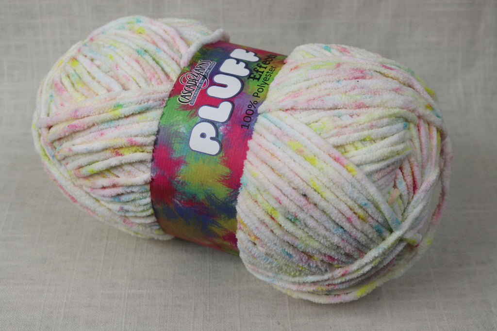 Cascade Yarns Pluff Effects