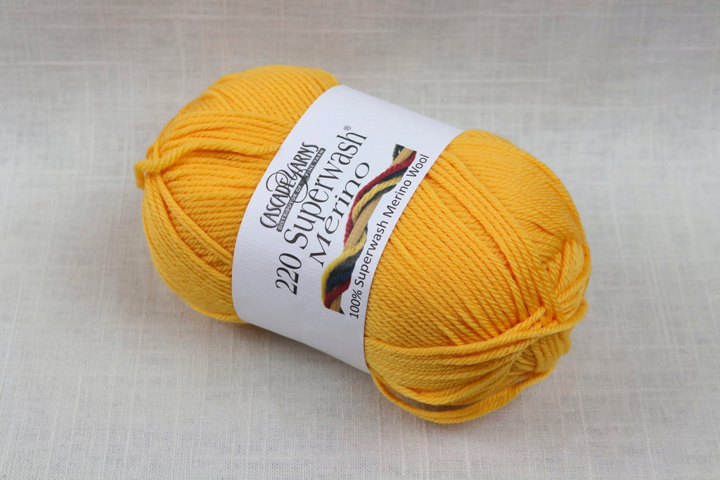 cascade yarns 220 superwash merino 08 artisan gold