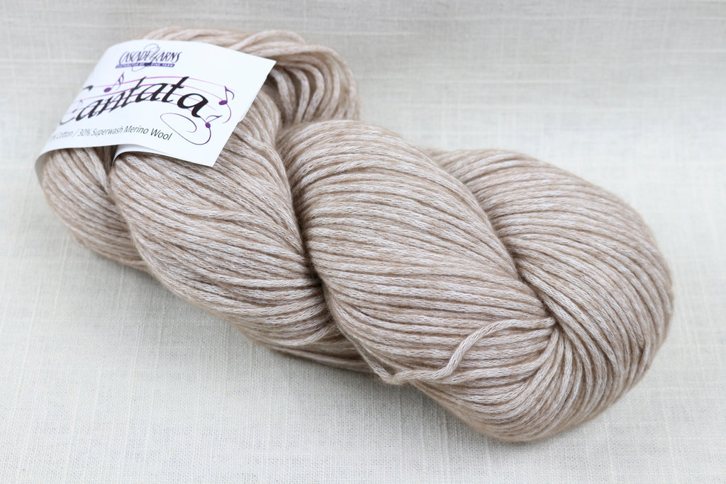 cascade yarns cantata 05 brown