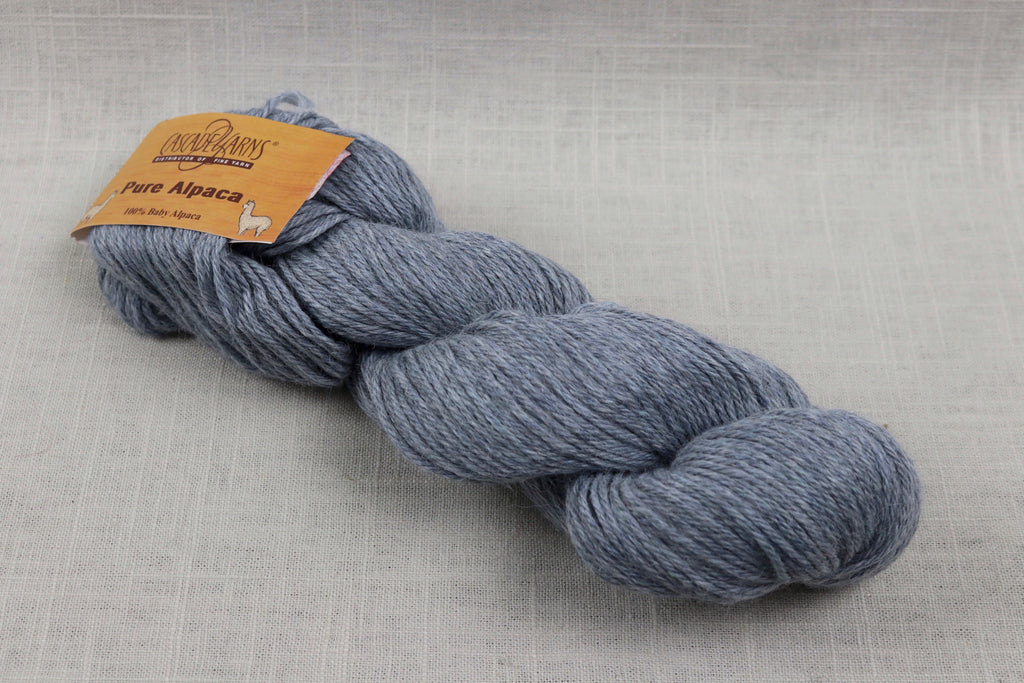 cascade yarns pure alpaca 3079 hydrangea heather
