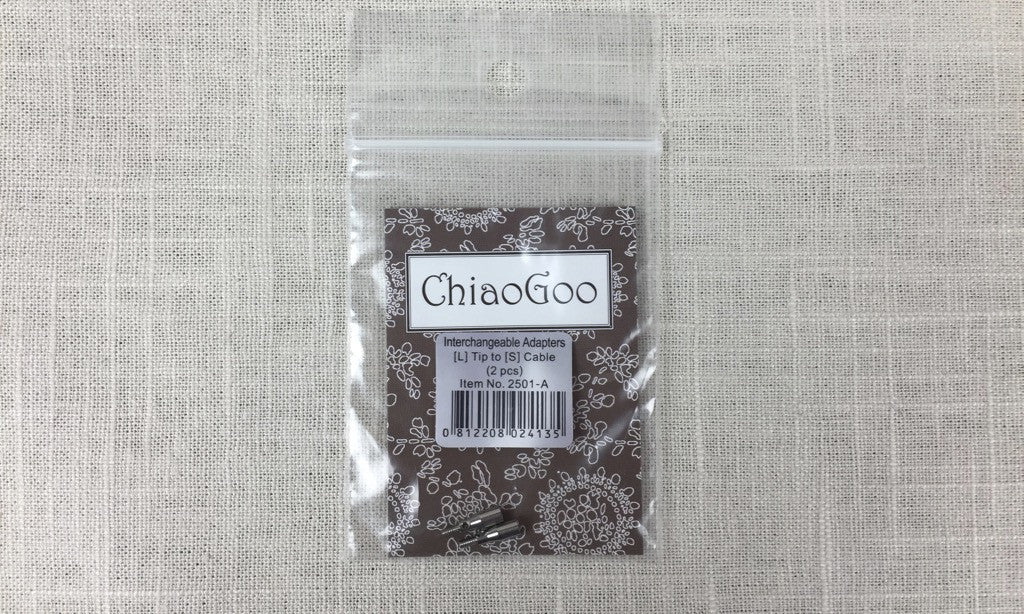 chiaogoo large to small adapter