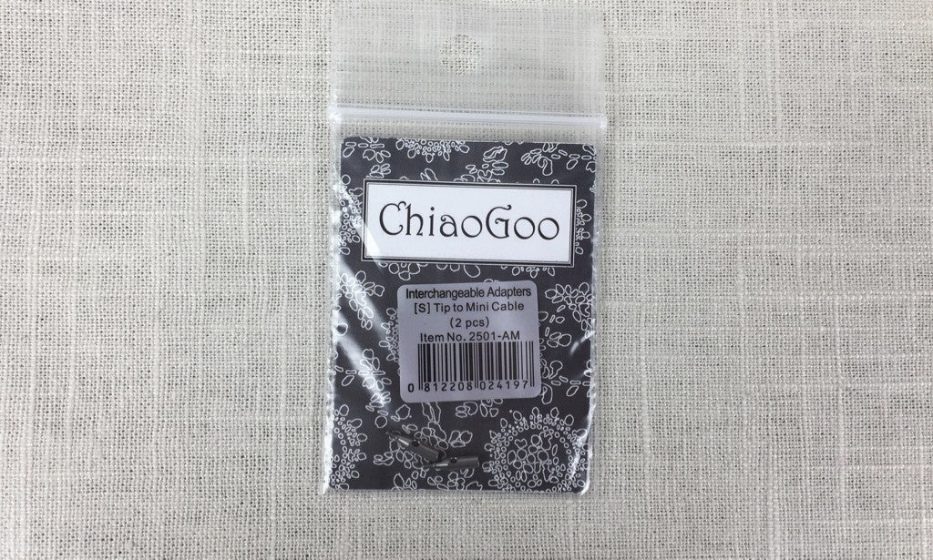 ChiaoGoo Small to Mini Adapter