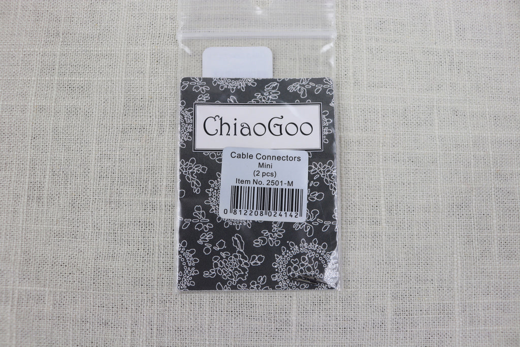 chiaogoo cable connector mini