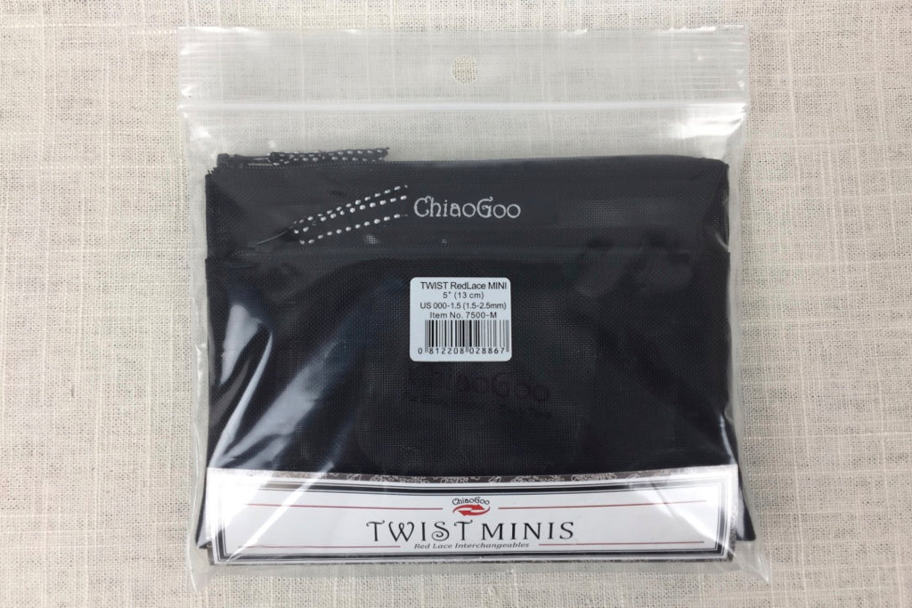 chiaogoo twist mini set