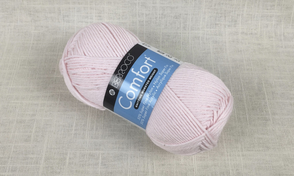 berroco comfort worsted 9705 Pretty Pink