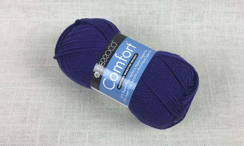 berroco comfort worsted 9739 grape jelly