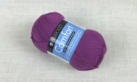 berroco comfort worsted 9778 orchid