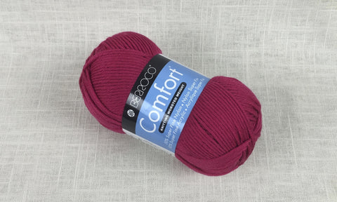 berroco comfort worsted 9779 candy pink