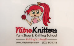 Nitro Knitters Gift Card (In-Store Use Only)