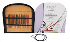 "Knitter's Pride Dreamz Deluxe Interchangeable 16"" Set"