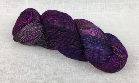 malabrigo mechita single ply fingering MTA136 sabiduria