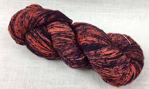 malabrigo mechita single ply fingering MTA681 lynx