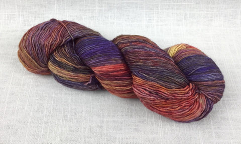 malabrigo mechita single ply fingering MTA850 archangel