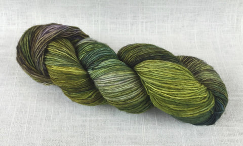 malabrigo mechita single ply fingering MTA885 Arequita