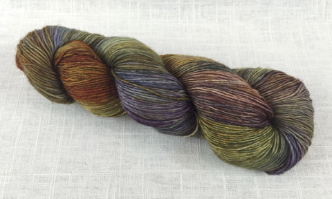 malabrigo mechita single ply fingering MTA890 Mandragora