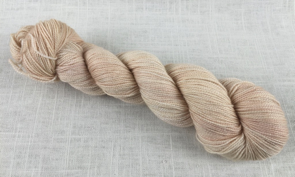 canon hand dyes oscar sparkle Baby Marigold fingering