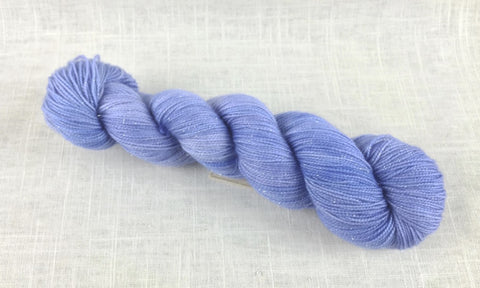 canon hand dyes oscar sparkle Lady Rose MacLure fingering blue