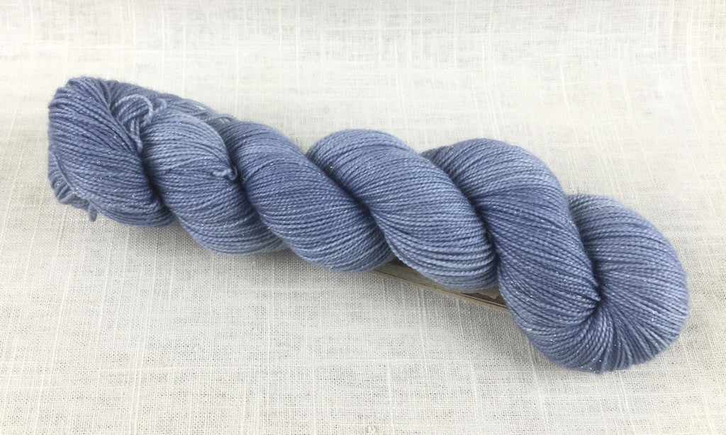 canon hand dyes oscar sparkle Lucy Steele fingering blue