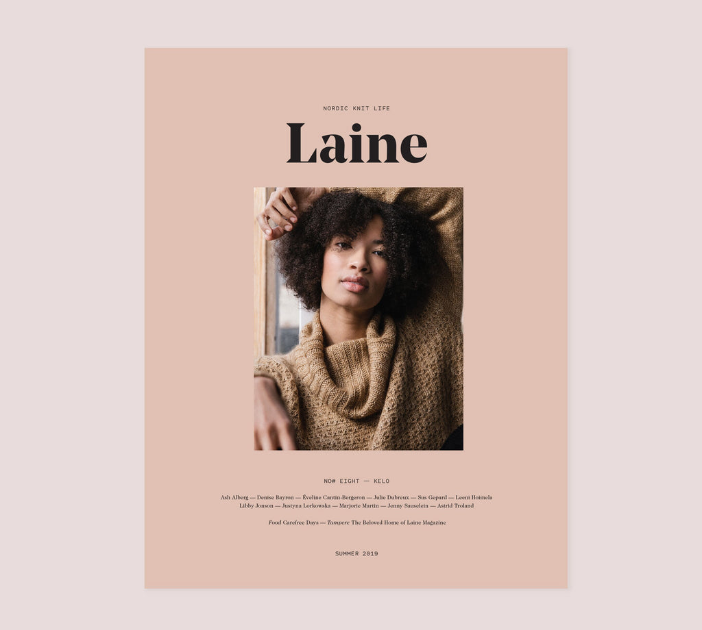 laine magazine issue 8 summer 2019