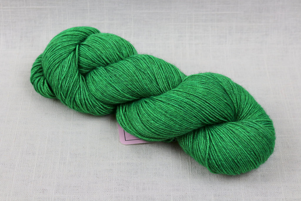 ryberry yarns merino/yak/silk the grass is always greener