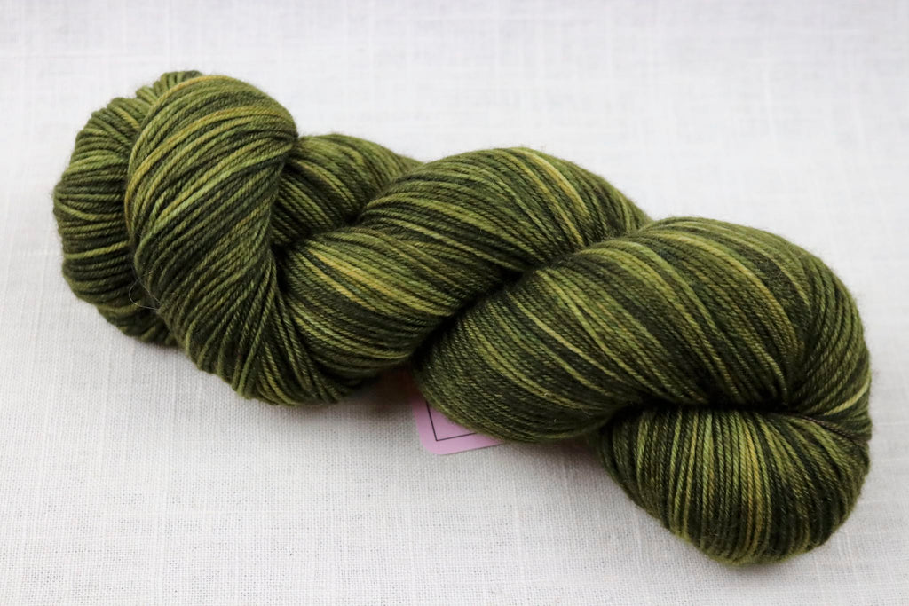 ryberry yarns signature merino fingering kobayashi