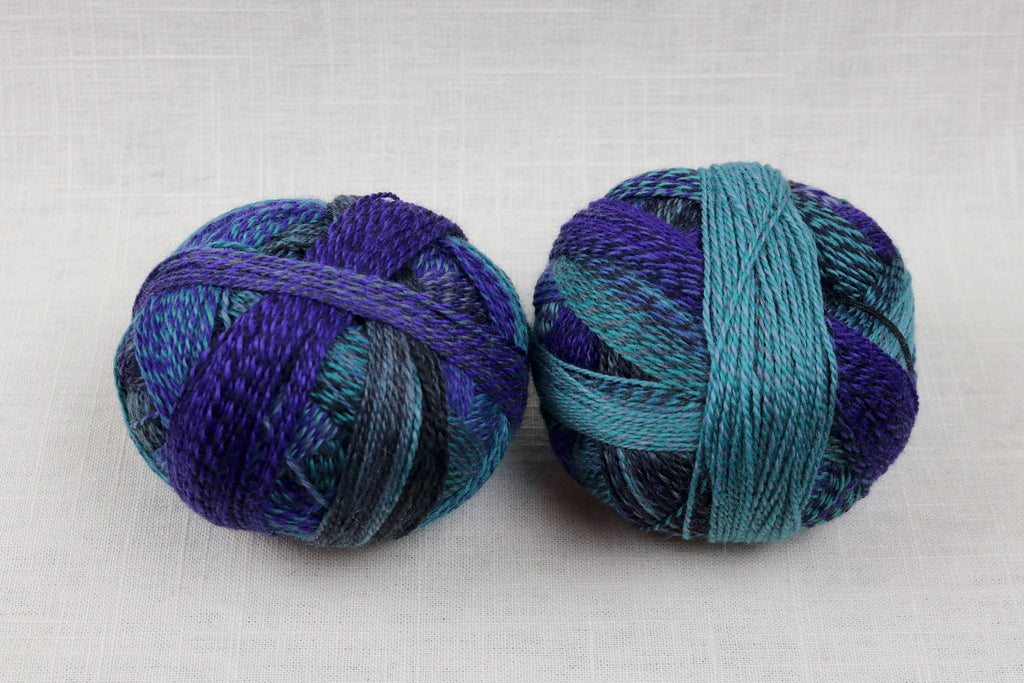 schoppel-wolle zauberball crazy wool nylon fingering self-striping 1511