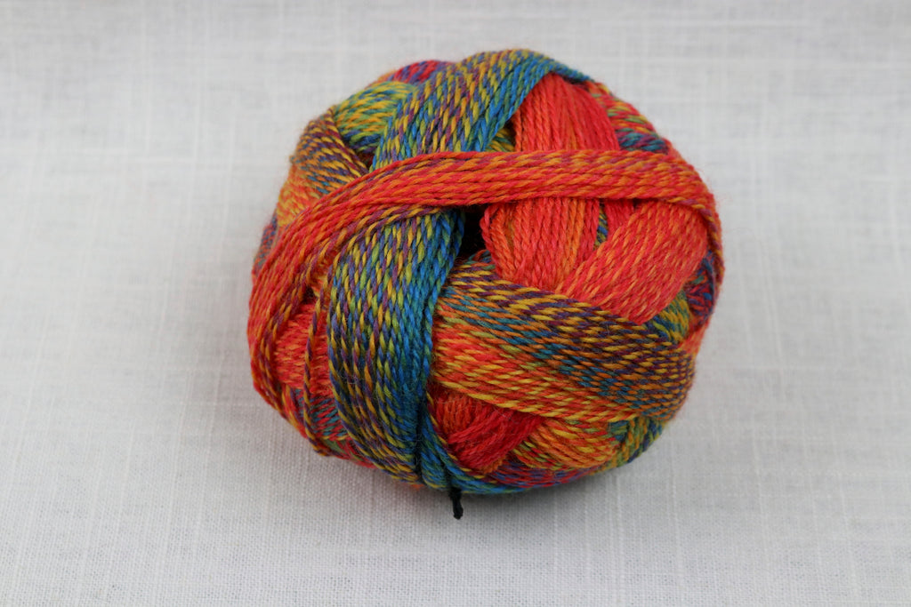 schoppel-wolle zauberball crazy wool nylon fingering self-striping 1702