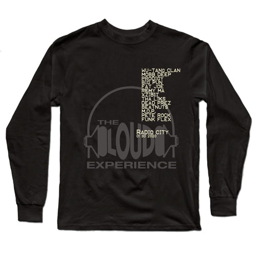 LOUD RECORDS 25TH ANNIVERSARY RADIO CITY MERCH T-SHIRT