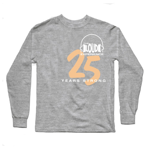 WEBSITE ONLY: LOUD RECORDS 25 YEARS T-SHIRT