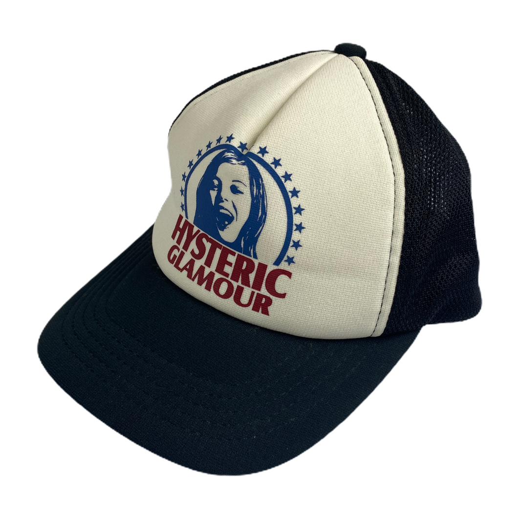 Hysteric Glamour Paramount Smile Trucker Hat