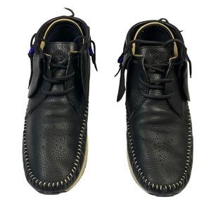 9 Visvim Leather FBT Blue Bead