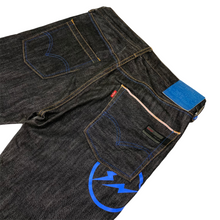 "Load image into Gallery viewer, 32"" x 31"" Levi's x Fragment Fenom Selvedge Denim Jeans"