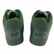 Load image into Gallery viewer, 8 Brand New Bape Triple Olive Sta With Box