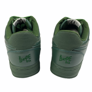 8 Brand New Bape Triple Olive Sta With Box