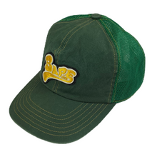 Load image into Gallery viewer, Bape 1998 Yellow Script Trucker Hat
