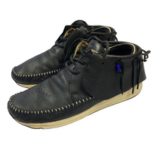Load image into Gallery viewer, 9 Visvim Leather FBT Blue Bead