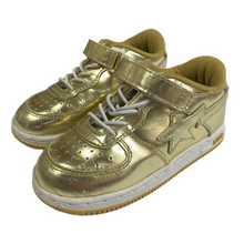 Load image into Gallery viewer, 15CM Bape Kids Gold Foil Little Sta