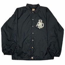 Load image into Gallery viewer, L Bape Busy Works Emblem Coach Jacket