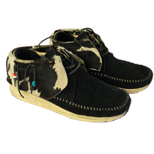 Load image into Gallery viewer, 8 Visvim Black Cow Hide FBT